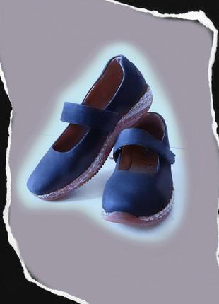 Женские туфли натуральная кожа Pitillos (Испания)