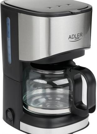 Кофеварка капельная Adler AD 4407 Overflow, Электрокофеварка