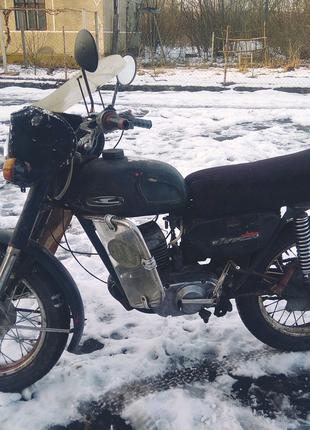 Продам мотоцикл минск 125 куб
