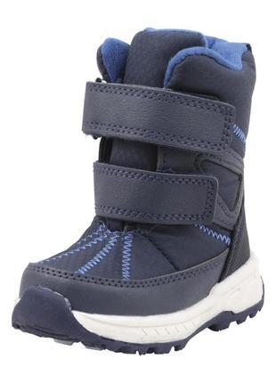 Детские сапоги зима carters теплые зимние ботинки для мальчика