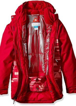 Куртка, парка, columbia omni heat, оригинал