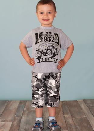 Комплект футболка и шорты 1790-1