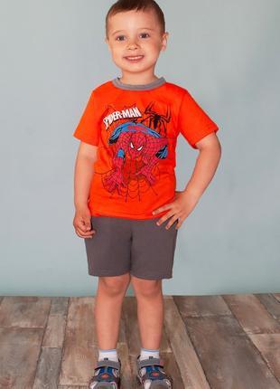 Комплект футболка+шорты 1790