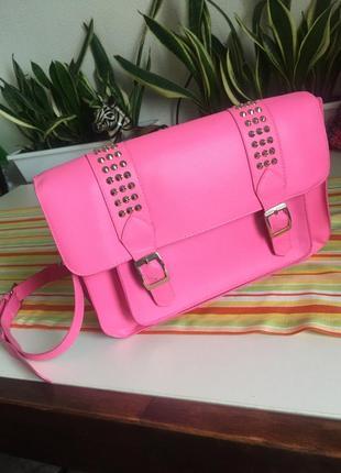 Брендова сумка-рюкзак