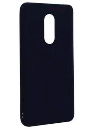 Чехол Силиконовый чехол для Xiaomi Redmi Note 4