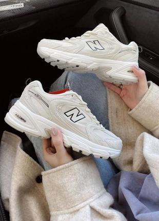 Кросівки new balance 530 beige кроссовки