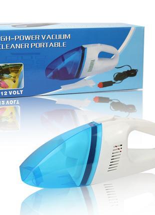 Автомобильный пылесос High-Power Vacuum cleaner portable 12V