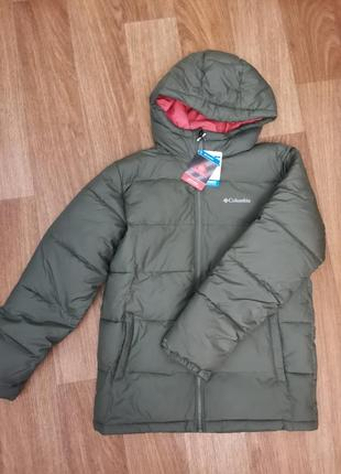Зимняя куртка коламбия columbia children´s pike lake jacket .