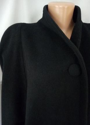 Распродажа!   стильное пальто, шерсть, трапеция