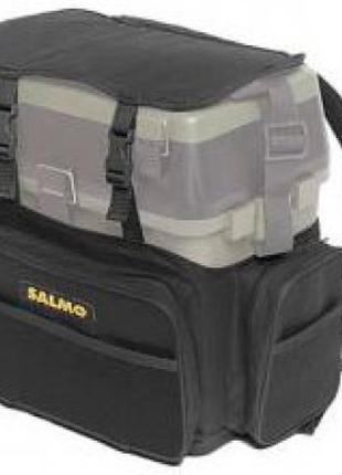 Сумка рюкзак для зимней рыбалки ящика Salmo 2075