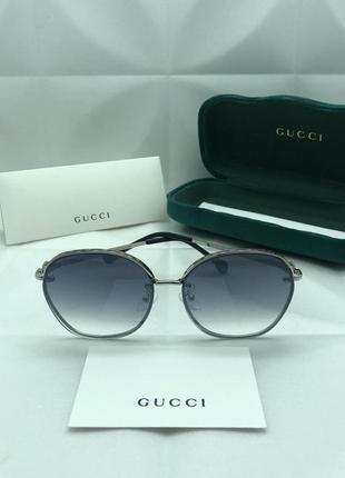 Женские солнцезащитные очки в стиле gucci 🔥
