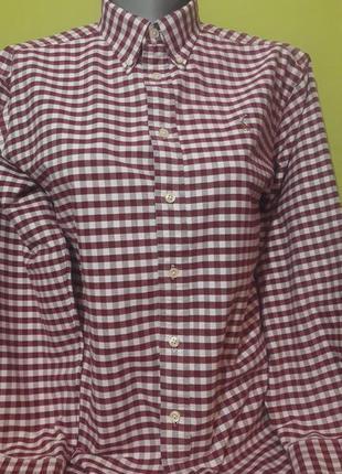 Фирменная рубашка polo ralph lauren.