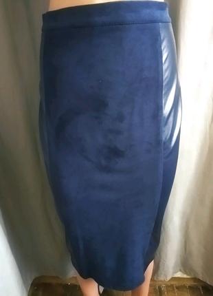 Юбка карандаш, размер 44/46