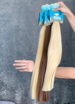 Украинская фабрика волос Osmosis. Натуральные волосы для наращива