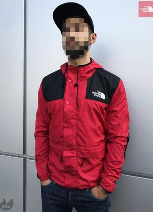 Ветровка the north face 1985 seasonal mountain jacket куртка к...