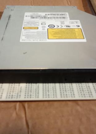 Тонкий і стильний привод DVD+/-RW SATA Pioneer DVR-TD11RS