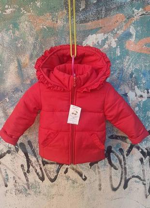 Демисезонные куртки для девочек распродажа