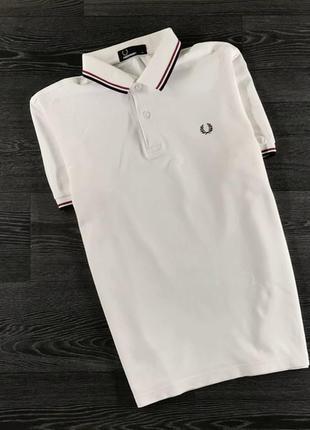 Мужская футболка поло от fred perry (#3f295)