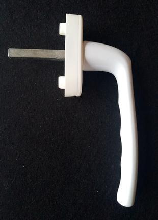 Ручка оконная Хоппе (Hoppe) штифт 45 мм, б/у в хорошем состоянии