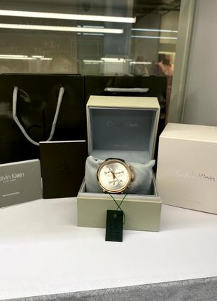 Акция! calvin klein часы наручные мужские подарок украшение