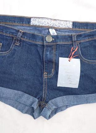 Шорты джинс denim co размер 16(44) – идет на 50-52.