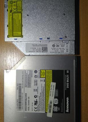 Два DVD/CD привода для ноутбука 9.5 та 12.7 дюйма
