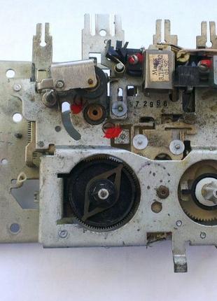 Лентопротяжный Механизм ( ЛПМ ) от Магнитофона Весна-310.