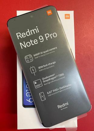 Телефон Xiaomi Redmi Note 9 Pro