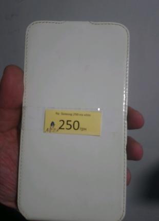 Чехол флип для телефона Samsung j700