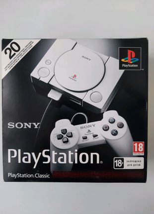PlayStation Classic 20th anniversary