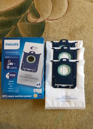 Мешки для пылесоса Philips 3 шт.