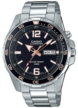 Часы наручные Casio illuminator MTD-1079