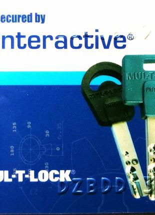 Mul-t-lok оригинал. Сердцевина +3 ключа, карта