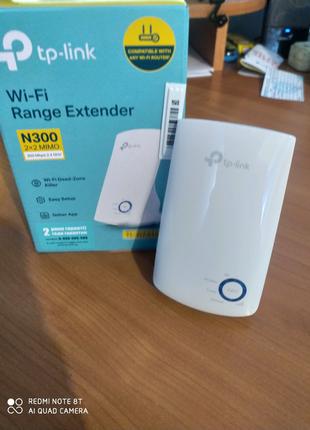 Усилитель вайфай tp-lonk wi-fi Range Extender