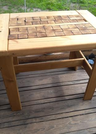 Садовая мебель под заказ