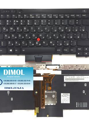Оригинальная клавиатура Lenovo ThinkPad T430, T530, X230, W530