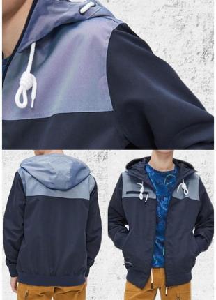 Куртка мужская осенняя ветровка cropp l