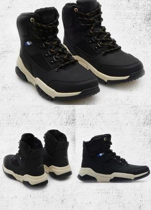 Трекинговые ботинки зимние кроссовки