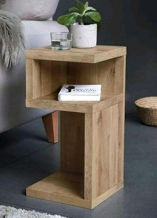 Прикроватный столик из дуба