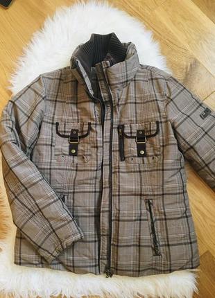 Мужская курточка, пуховик, курточка весна, куртка чоловiча