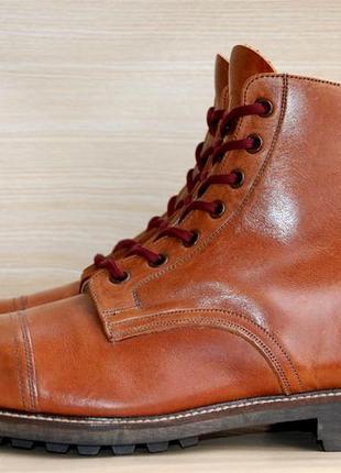 Ботинки sanders vs dr. martens р.44-45 original england