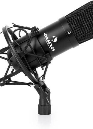 Студийный конденсаторный микрофон AUNA HK Mic900B USB
