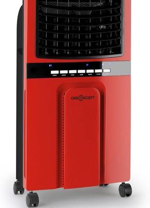 Мобильный кондиционер One concept Baltic Red Германия. Новый.