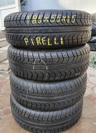 185 55 R15 2017 рік Pirelli All seazon Cinturato