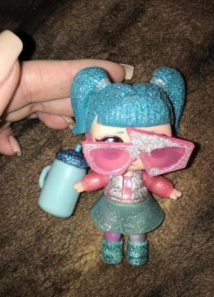 Кукла lol, lol кукла, блестящая , лол