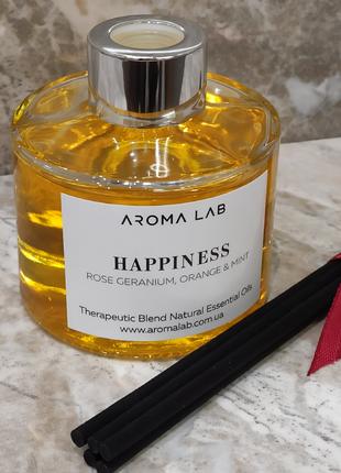 """Терапевтичний Аромадифузор """"HAPPINESS"""""""