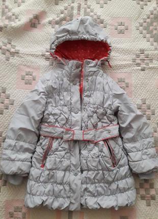Пальто rm kids деми на 3-4 года