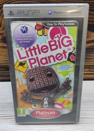 Детская Игра Little Big Planet для PSP