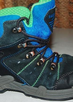 Деми ботинки superfit gore tex 36 размер