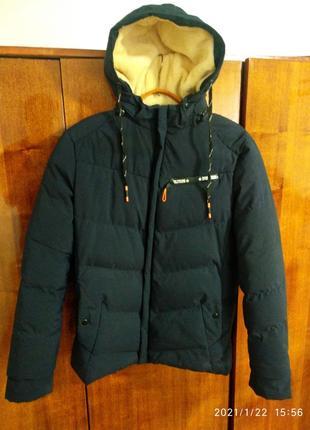 Зимова куртка Fushi 4xl